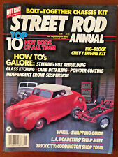 Street Rod Annual - Volume 6 Number 1 - 1986