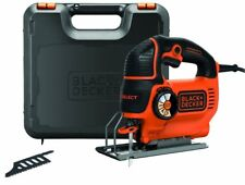 Black & Decker KS901SEK Autoselect® Scie sauteuse pendulaire 620 W avec coffret