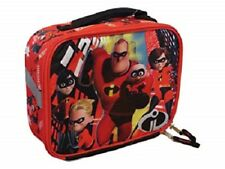 Disney Incredibles 2 - Lunch Box Perfect for Gifts New w/Tags Licensed Product