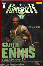 THE PUNISHER BARRACUDA GARTH ENNIS COLLECTION - PANINI COMICS