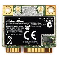 Wireless-AC Broadcom BCM94352HMB 867Mbps BT 4.0 MIni PCI-E Wifi Card AW-CE123H