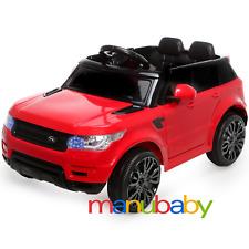 Auto elettrica per bambini con radiocomando / Macchina telecomandata x bimbi 12V