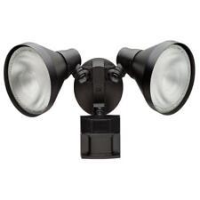 Defiant 110 Degree Black Motion Security Flood Light 700882