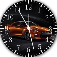 Nissan GTR Frameless Borderless Wall Clock Nice For Gifts or Decor E279