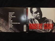 CD ROBERT CRAY / TAKE YOUR SHOES OFF /