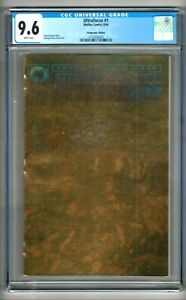 """Ultraforce #1 (1994) CGC 9.6  White Pages  George Perez  """"Holographic Edition"""""""