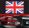 "4"" British Flag Vinyl Decal Bumper Sticker United Kingdom UK Britain Car Sticker"
