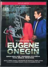 2.DVD Krassimira STOYANOVA Signed TCHAIKOVSKY: EUGENE ONEGIN Keenlyside TICCIATI