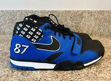 Nike Air Trainer 1 Mid SOA 87 Bo Jackson Blue Men's Size 13 AQ5099-400