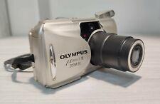 Olympus mju II Zoom 80 35mm compact Film Camera