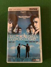 """Internal Affair"" PSP  UMD Video"