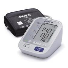 Omron M3 fácil de usar Automático Monitor de presión arterial de memoria para 2 usuarios Blanco