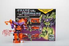 Transformers G1 dark orange Devastator reissue brand new Gift