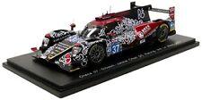 Modellini statici auto da corsa sportive e turistiche rossi per Nissan