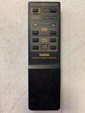 OriginalSYMPHONIC Model RC-F10 Remote Control