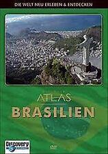 Discovery Atlas - Brasilien (Die Welt neu Erleben & Entdecken ( Reise/Tour DVD))