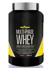PROTEINA MULTI-PHASE WHEY 900gr BIGMAN ELIGE SABOR 5 DIFERENTES y SHAKER