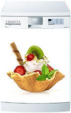 Adesivo lavastoviglie decocrazione cucina elettrodomestici frutta gauffre ref
