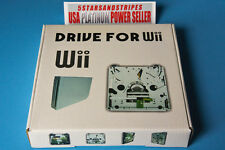 Complete With Lens & Board Nintendo Wii Rvl-001 Rvl001 Dvd Drive In Retail Box