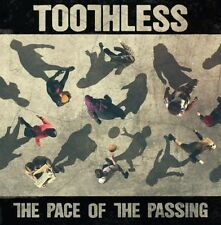 Toothless - The Pace Of The Passing - CD Album (Released 27th Jan 2017) New