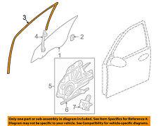 KIA OEM 06-12 Sedona Front Door-Run Channel Left 825304D000