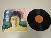 JJ11- MICHAEL BACON LOVE SONG BELIEVER LP VIN 1975 POR VG + DIS VG +