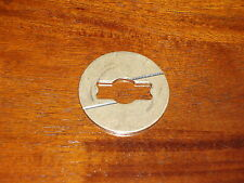 New Ford flathead transmission 36-54 cluster gear thrust washer oblong 8M-7129