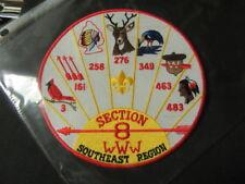 SE-8 Section Jacket Patch,   mc19