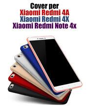 Cover custodia per Xiaomi Redmi 4X Per Redmi Note 4X COPERTUR Bordo rigido