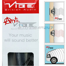 Car Van Anti Vibe Noise Sound Proofing Deadening Material Sheet Roll 18