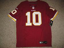 NWT NEW Robert Griffin III Washington Redskins NFL Football Jersey Nike 44 Sewn