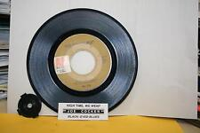 "JOE COCKER High Time We Went & Black-Eyed 7"" 45 vinyl record & juke title strip"