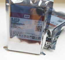 "8TB WD RED WD80EFAX SATA NASware 3.0 3.5"" SATA III Internal NAS Hard Drive 128mb"