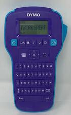 Dymo Colorpop Color Label Maker Handheld Purple 2056115 Pre Owned Euc