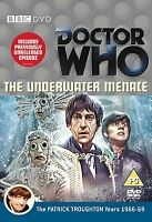 Doctor Who: The bajo el Agua Amenaza DVD Nuevo y Sellado - Patrick Troughton Dr