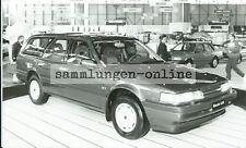 Mazda 626 Combi Variant Automotive Car Photo Photography Photo