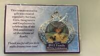 2012 WDW Disney Holiday Celebration 70th Anniversary of BAMBI Cast Exclusive