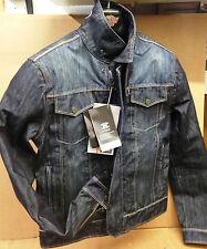 ROKKER Jeans Jacke *REVOLUTION JAKKET* Motorradjacke Gr. S