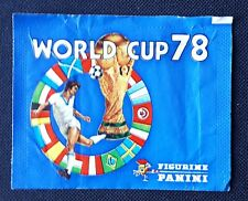 PANINNI WORLD CUP 78 (ARGENTINA) EMPTY PACKET