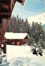 BR380 France Villard-de-Lans vieux chalets sous la neige