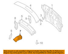 FORD OEM Thunderbird REAR UPPER BODY-Reinforcement Bracket Right 1W6Z76104A70AA