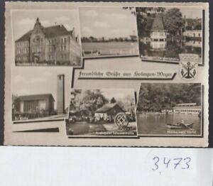 W - 5650 Solingen - Weyer - Ansichtskarte 6 Ansichten ( 3473 )