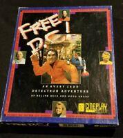 Free D.C. Super Rare Vintage PC Big Game - Box Only