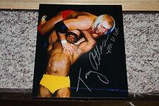 TONY ATLAS SIGNED WWE/WWF 8X10 PHOTO MR USA BODY BUILDER!