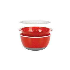 Oxo Good Grips Berry Bowl & Colander Set of 3 Piece Red