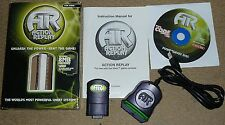 ACTION REPLAY + 8MB MEMORY UNIT & PC USB CARD READER ADAPTER for MICROSOFT XBOX