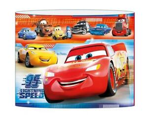 CARS  LIGHTSHADE / CEILING LIGHT SHADE KIDS FREE P+P lm3
