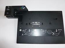 IBM Lenovo Portreplikator 2504 Thinkpad T500 Z60T Z61T Advanced Mini Dock
