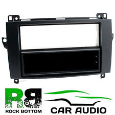 Mercedes Benz Vito Van (W639) Single Din Car Stereo Radio Fascia Panel