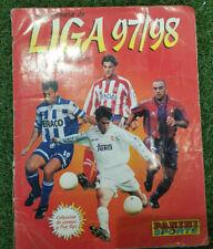 Campeonato de Liga 97/98 de 1º división - Panini - Álbum de cromos 100% completo